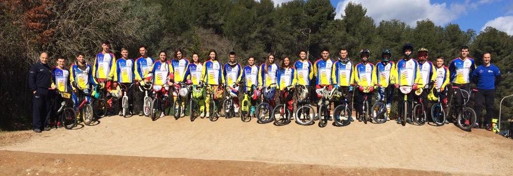 Selección Catalana BMX